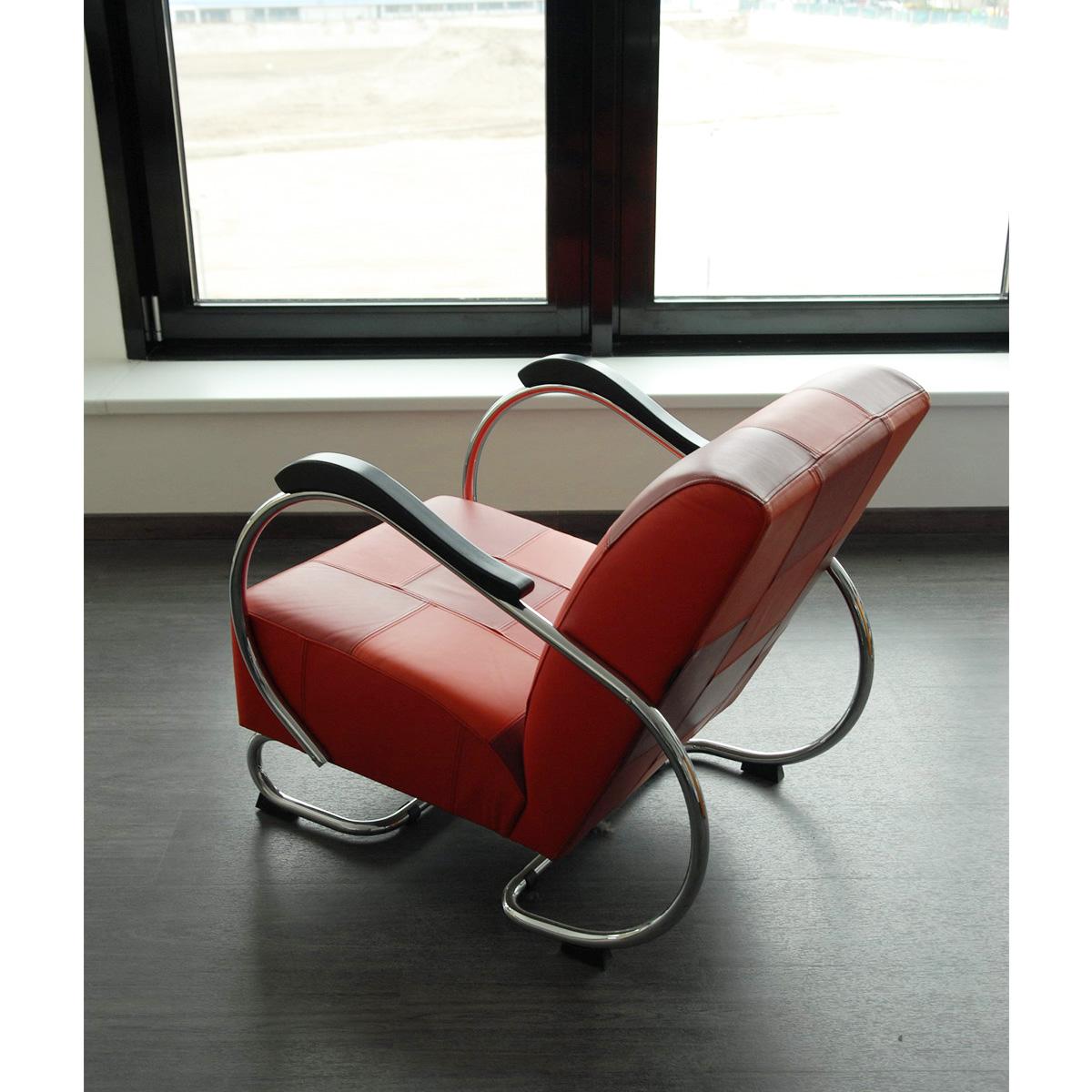 Klasic K106 Is Elegant Massive Retro Armchair In 1930 S