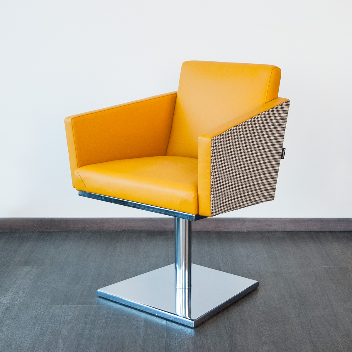 Retro Chair Jergy Is A Comfortable Chair With Design In