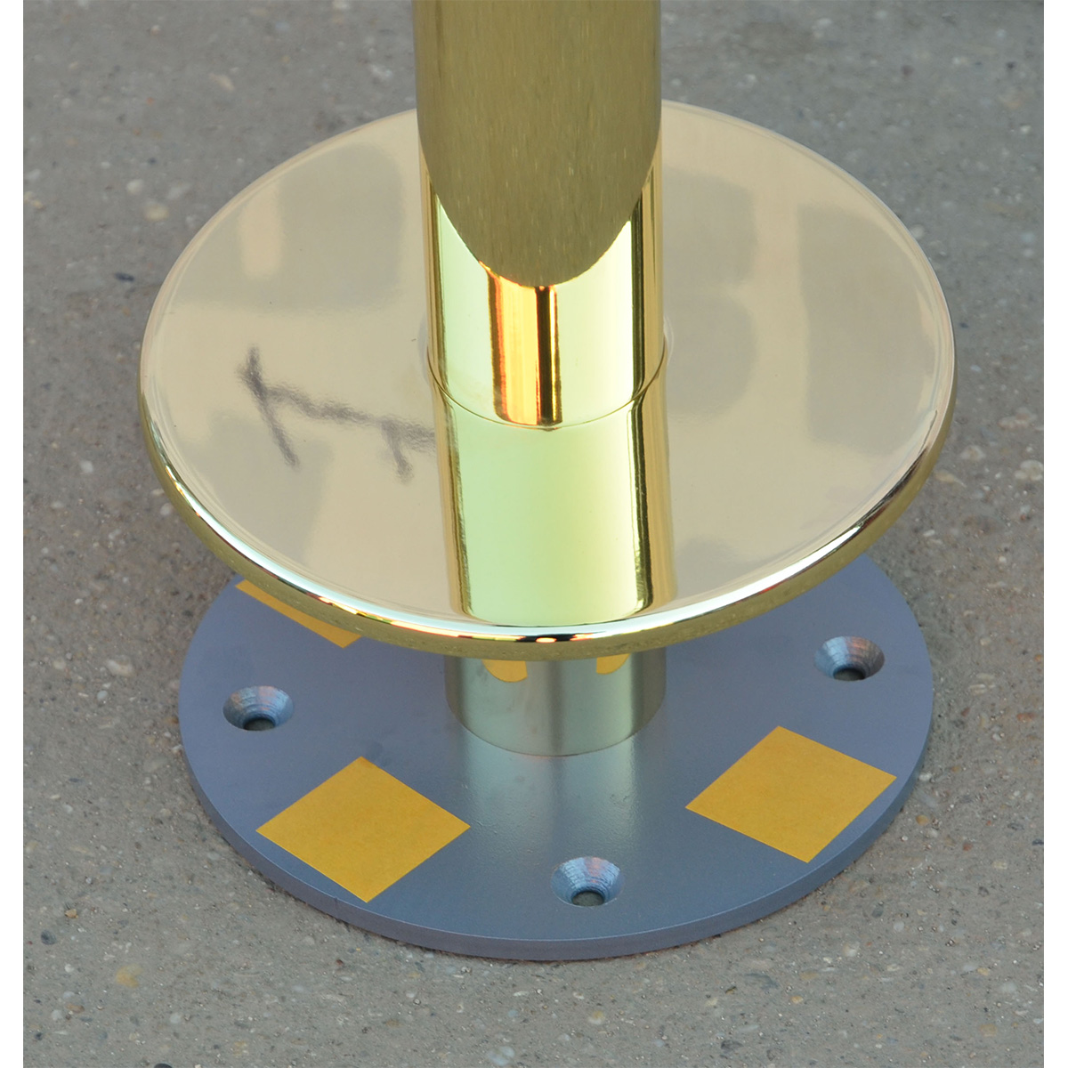 floor fastening base