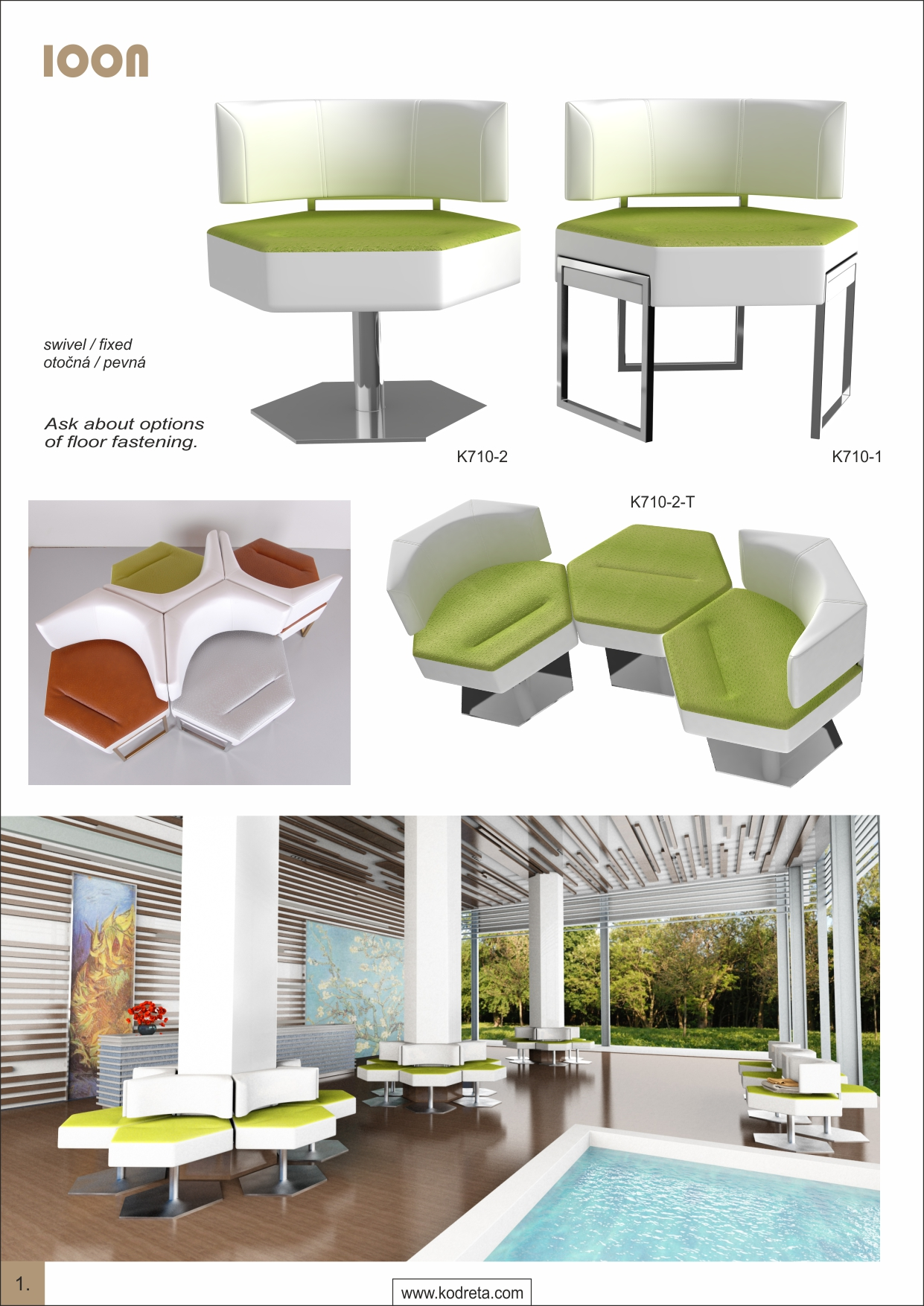 Kodreta Furniture Products Catalogue