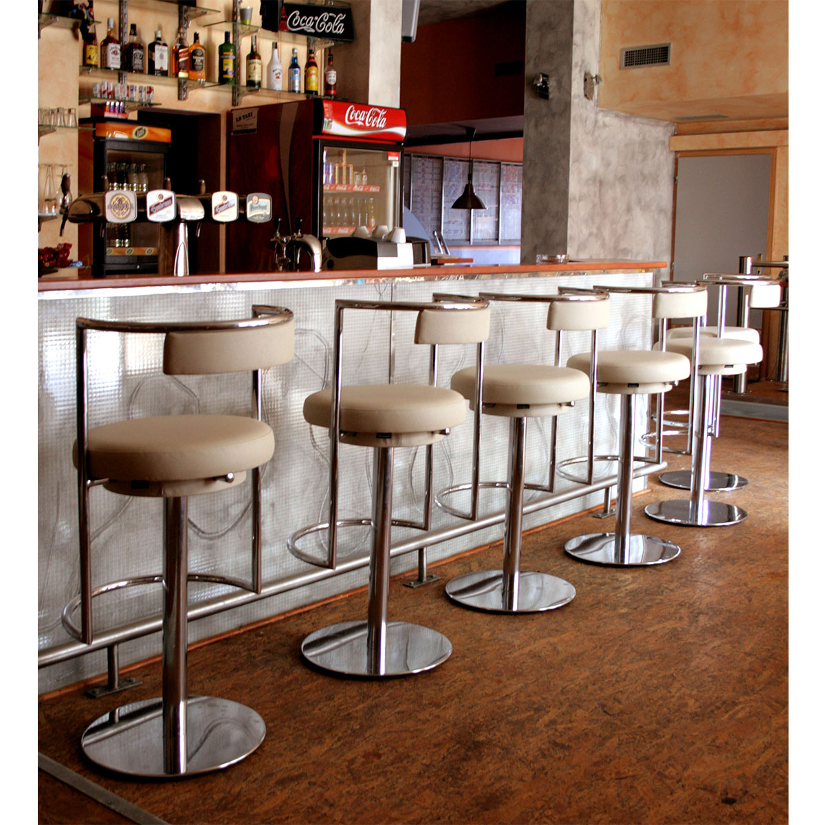 Oro B010 Heavy Duty Bar Stool