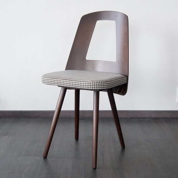 Berry retro chair