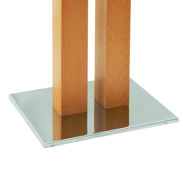 strong table base